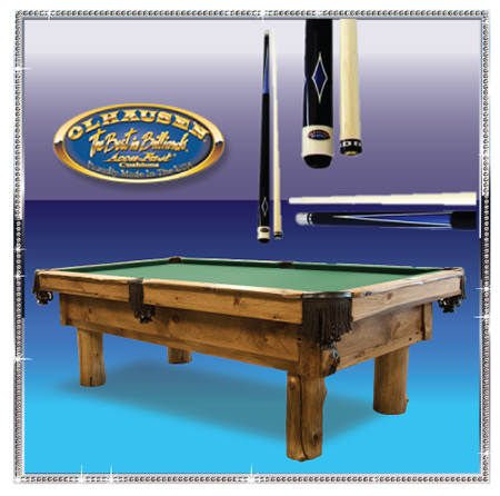Image Olhaussen Pool Table
