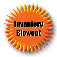 Inventory Blowout Announcement